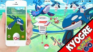 KYOGRE RAID GUIDE IN POKEMON GO - BEST COUNTERS FOR