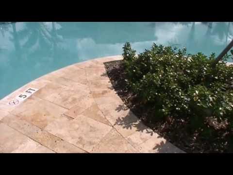 Anti Slip for Travertine  Pool Deck Houston