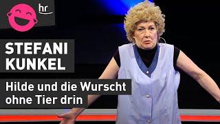 Stefani Kunkel: Fasten lohnt sich für die Hilde | hr Comedy Marathon