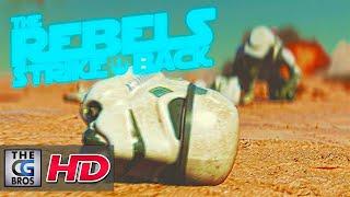 "CGI VFX Breakdowns: ""The Rebels Strike Back: Star Wars"" - by Miran Dilberovic"