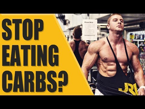 Should you stop eating carbs if you want to lose fat?