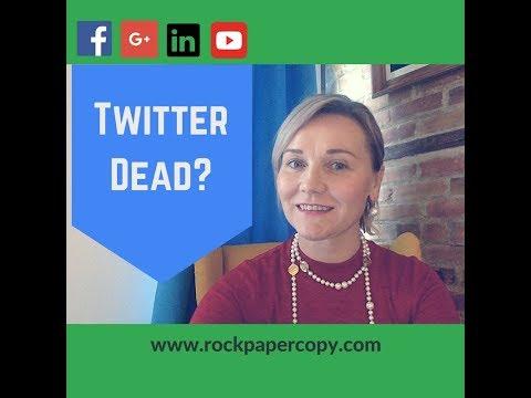 Is Twitter Dead?