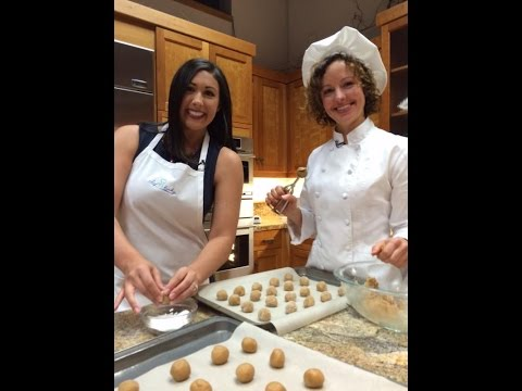 Chef Becky's Browned Butter Sugar Cookies