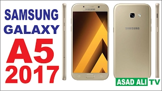 Samsung Galaxy A5 2017 Review and Unboxing (Urdu/Hindi)