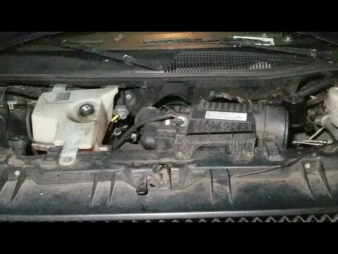 2007 Chevy Express Starting Issue