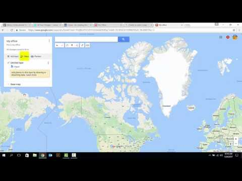 Create your Google Interactive Map