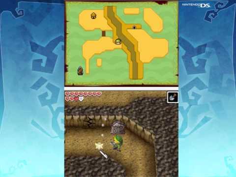 Let's Play The Legend of Zelda Phantom Hourglass Part 52: Gems hunter 1