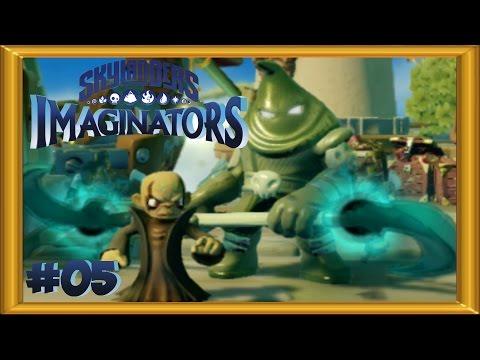Skylanders Imaginators Walkthrough 100% -  Expert Mode |  ALL COLLECTIBLES  | 2 Player - Part 5