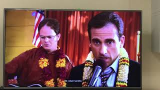 Happy Deewali song - The Office