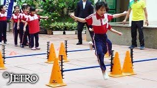 【jetro】ベトナムの教育に日本のノウハウを ‐制度の改定を商機に‐