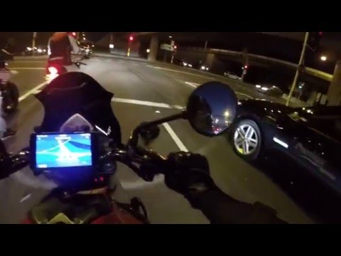 Sydney Weekday Riders Airport to Manly Group Motorbike Ride