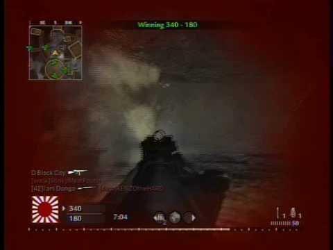 Call Of Duty World At War Beta: Makin