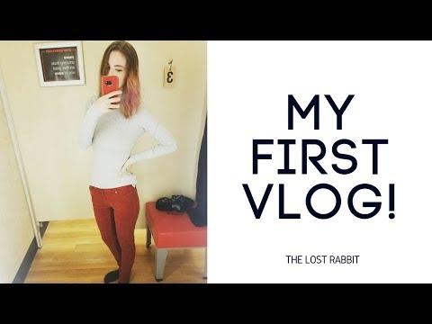 Vlog #1 // the lost rabbit