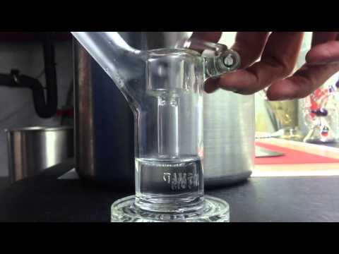 Canned Butane Test--The 'Mystery Oil' Dab