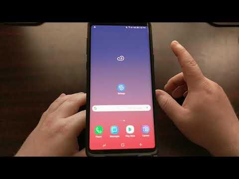 Galaxy Note 9 | Installing a Project Treble Custom ROM GSI