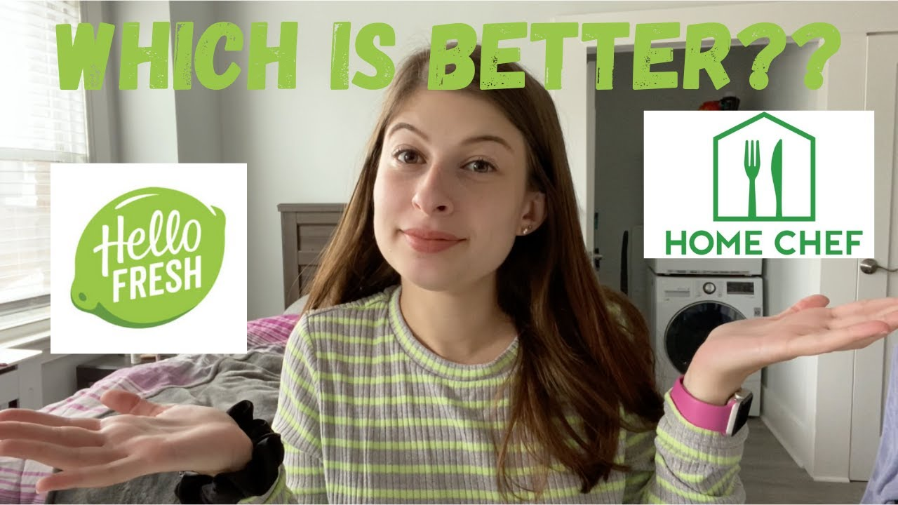 Home Chef vs  Hello Fresh: Which is Better??