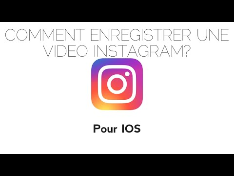 COMMENT ENREGISTRER UNE VIDEO INSTAGRAM SUR SON IPHONE OU IPAD? (Astuce pour IOS)