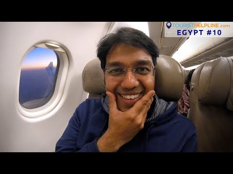 Egypt to India | Saudia | An Indian flying over Pakistan - How was it!