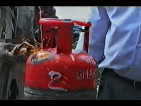 Video 4:  Live  Welding of propane tank protected with DSS