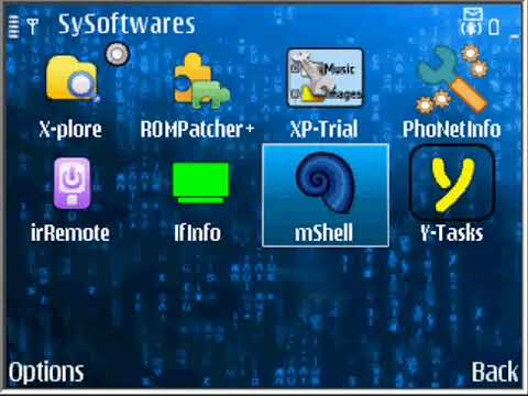 Open Symbian System Files And Hidden Folders In 2 Mins (Rompatcher)