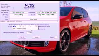 VCDS How To - Activate / Deactivate Big Digital Speedo On MFD - VW