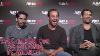 1a película mexicana del año: PURA SANGRE