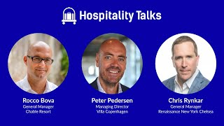How does 3 global Hotel General Managers  prepare for the reopening of their hotel!