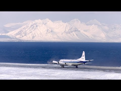 Big Year for NASA's IceBridge in 2017