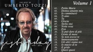 The Best of Umberto Tozzi [VOLUME 1]