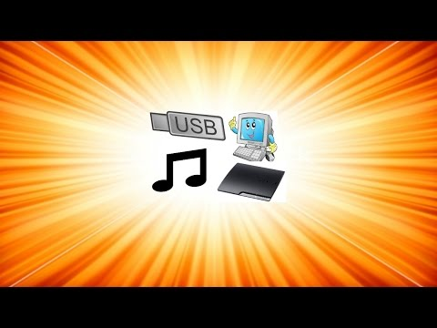 How To Put Music On Your PS3 2016