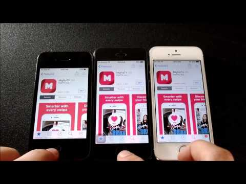 iPhone 4S vs iPhone 5 vs iPhone 5S iOS 9 3 1