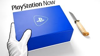 Download Unboxing PLAYSTATION NOW Press Kit - PS2, PS3, PS4 games on PC! (Gameplay Review) Video