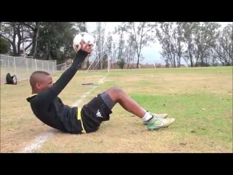 Keletso Mathathe - College Men's Soccer Recruiting Video Fall 2017