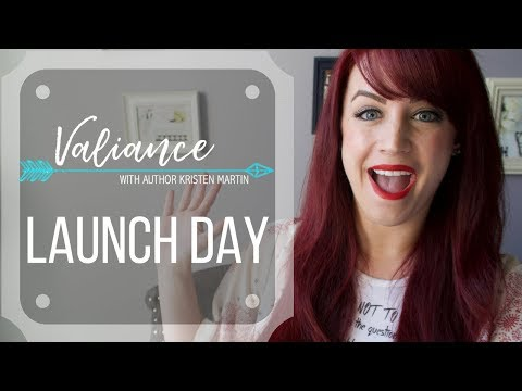 VALIANCE Launch Day | My Coaching Program for Writers