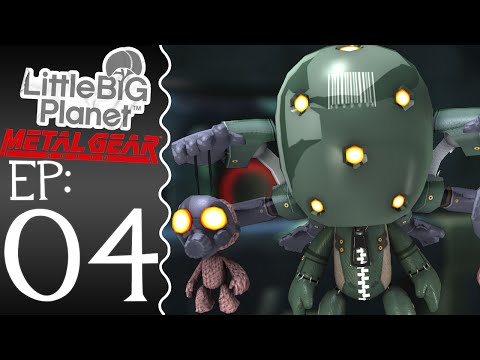 LittleBigPlanet 2 : Metal Gear Solid DLC - Episode 4