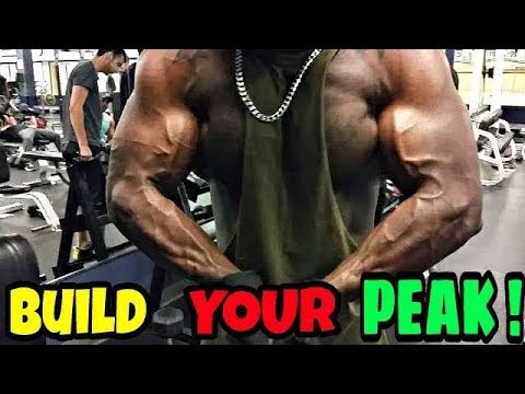 Ways To Build Your BICEPS PEAK (GET YOUR RESULTS!)