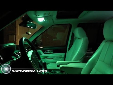 Supernova LEDs - Color Changing Interior LEDs - The After Party is in your Car