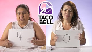 Mexican Moms Rank Taco Bell