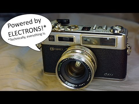 Introduction to the Yashica 35 GSN