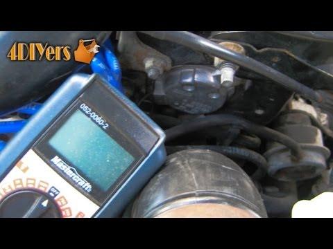 DIY: Volvo 850 T5 Camshaft Sensor Testing