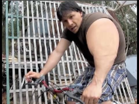 HUMAN WATT POWER Stationary Bike Grid Tie Inverter Solar Electric Bicycle anti-islanding