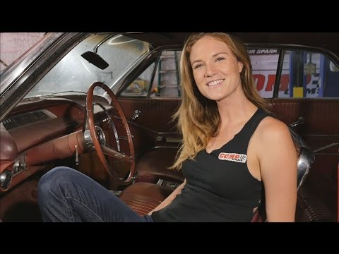 LS swap 64 Impala SS - In the shop with Emily EP 12