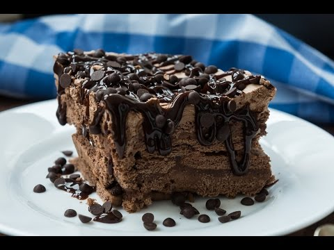 Death by Chocolate Icebox Cake - Quick and Easy Dessert Recipe
