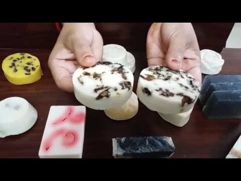 How to make handmade soap in tamil - Homemade soap - Easy method of making soaps