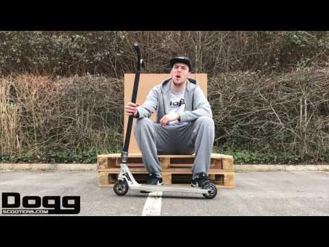 Colin Sokell   Custom Built Scooter Check