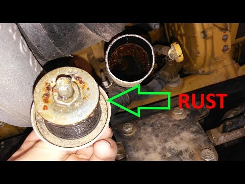 What Causes Coolant In The Oil?  Antifreeze In The Oil.  Coolant In The Engine Crankcase?
