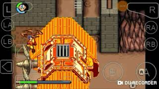 GBA emulator:Avatar the last air bender#13 Fortress