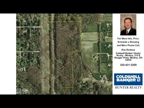 1000 ABC Greenwich Rd, Wadsworth, OH Presented by Ron Denbow.
