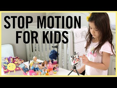 PLAY | Stop Motion Video for KIDS