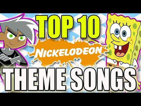 Top 10 Nickelodeon Cartoon Theme Songs Of All Time